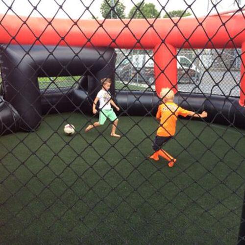 Voetbal Attracties