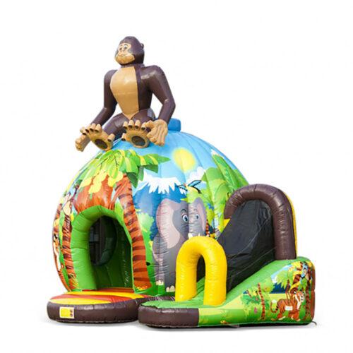 springkussen jungle dome