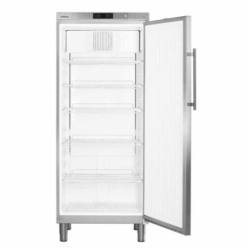 geforceerde rvs koelkast
