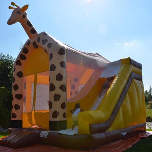 springkussen giraf